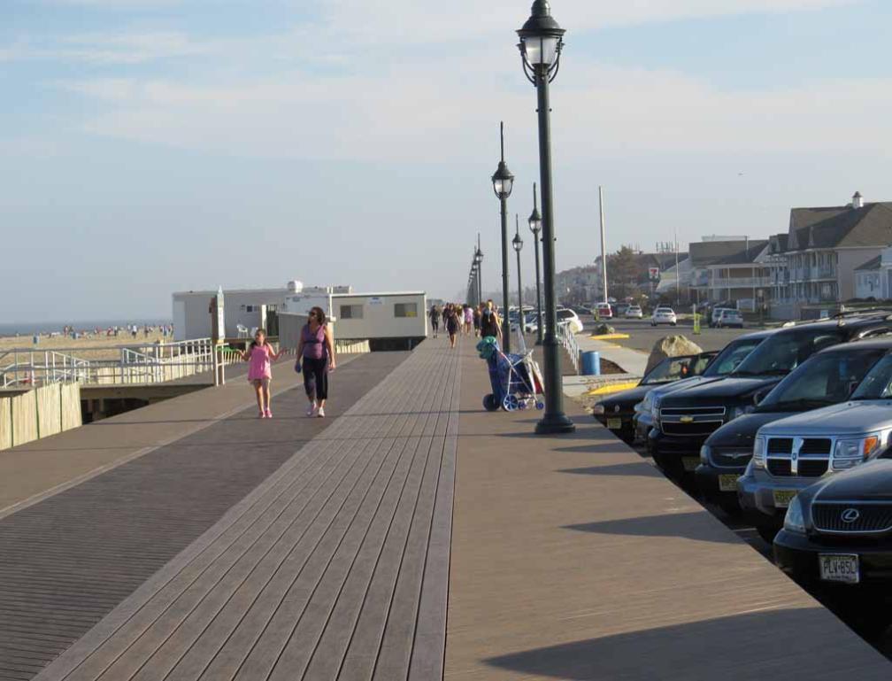 MO Avon Boardwalk Re-design: Civil Structures: Summer Research