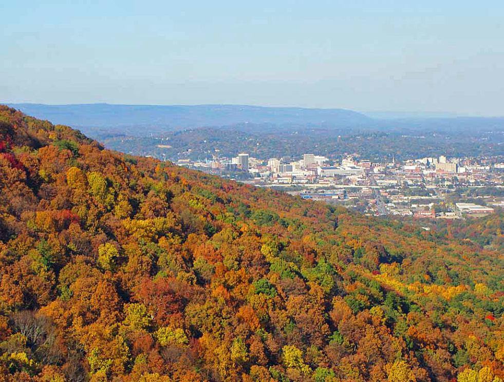 Amazing Lookout Mountain, Rock City and Ruby Falls Cave at ...