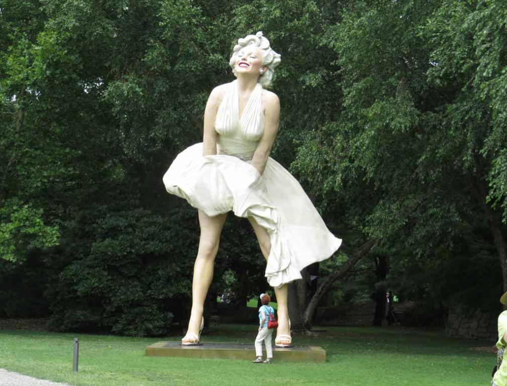 Sculpture Garden Nj