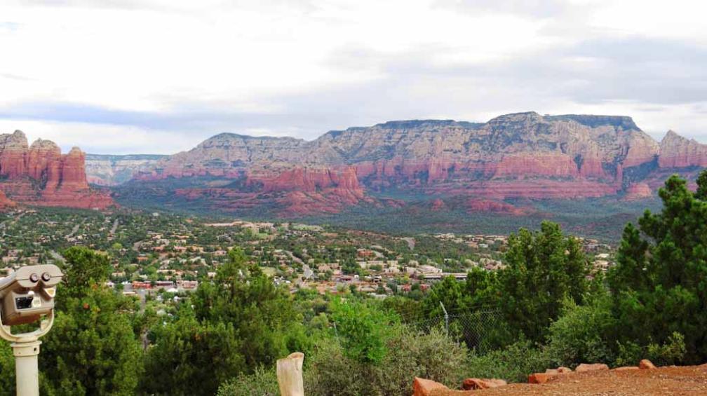 Beautiful sedona in arizona for Red mountain motors mesa az