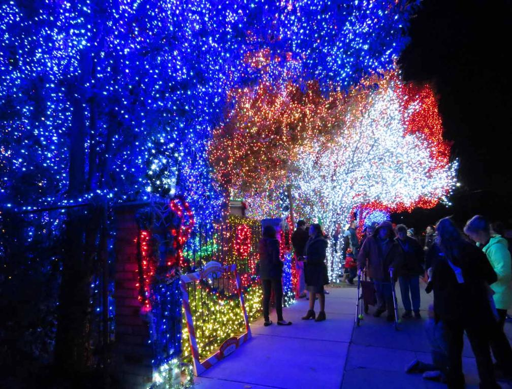 Fantastic Christmas Lights in San Francisco Bay Area