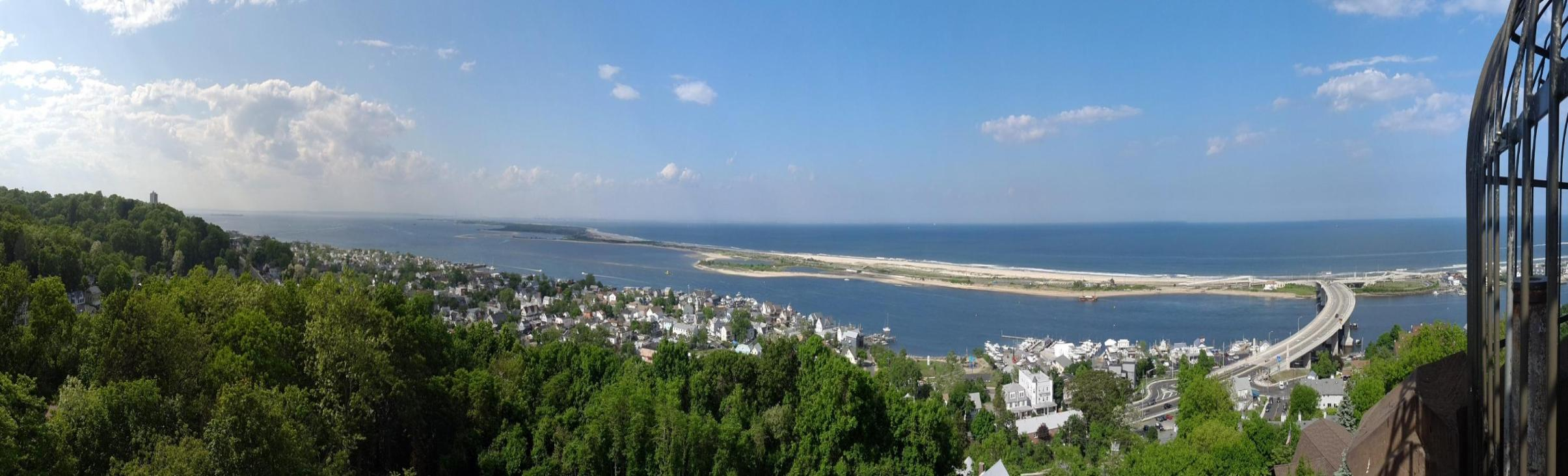 Panoramic Views In Or Near New Jersey
