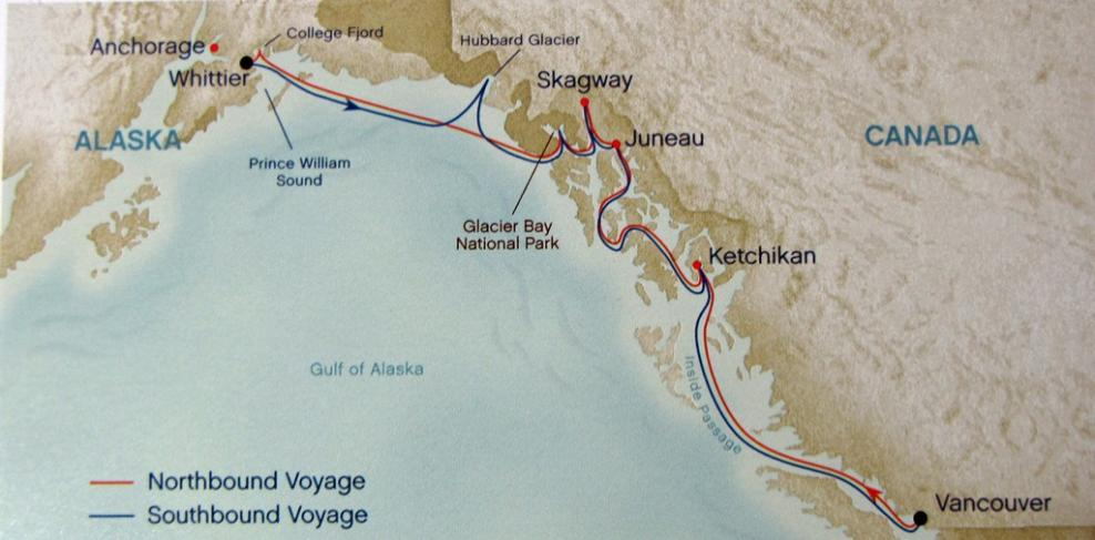Go To See Alaska  Part 1 Glacier Bay National Park